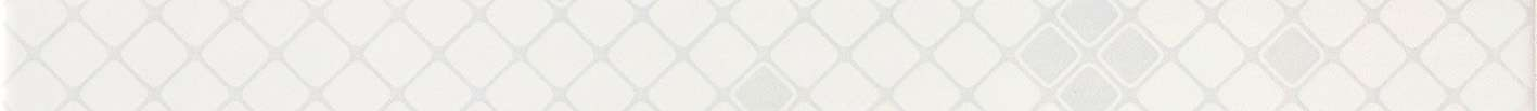 LUCY WHITE L MESH | 4,5 x 60 cm | Indoor Wall Tile